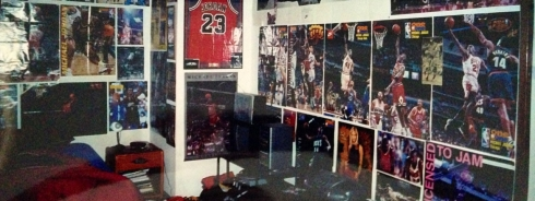 Childhood Mancave