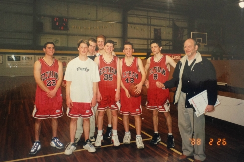 Hickman Wildcats - cropped 1998